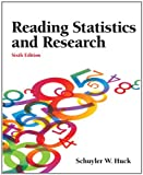 Reading Statistics and Research (6th Edition)