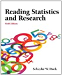 Reading Statistics and Research (6th...