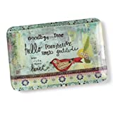 Kelly Rae Roberts Hello Possible Decorative Plate