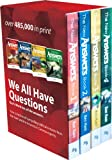 4 Volume Answers Book Box Set