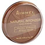 Rimmel Bronzer, Natural, Sun Light 021, 0.49 oz (14 g)