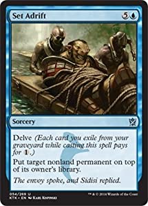 Magic: the Gathering - Set Adrift (054/269) - Khans of Tarkir