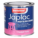 INTERNATIONAL JAPLAC HIGH GLOSS ENAMEL 250ML FONDANT FANCY