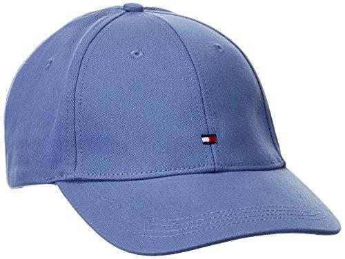 Tommy Hilfiger Classic BB Cap, Berretto da Baseball Uomo, Blau (Persian Jewel-PT 474), Taglia Unica