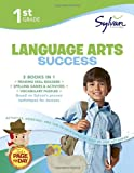img - for First Grade Language Arts Success (Sylvan Super Workbooks) (Language Arts Super Workbooks) book / textbook / text book