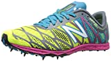 New Balance Women's WXC900 Cross Country Spike Shoe,Pink/Blue,9 B US