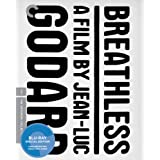 Breathless (The Criterion Collection) [Blu-ray] ~ Jean Seberg