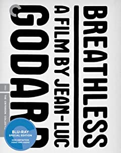Breathless (The Criterion Collection) [Blu-ray]