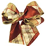 Offray Dougal Copper Wired Edge Ribbon, 4