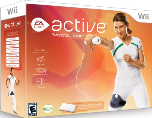 EA Sports Active at Amazon.com