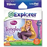 Toy / Game Leap Frog Explorer Learning Game: Disney Tangled Teaches Spelling, Reading Skills, And More