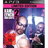 "Kane & Lynch 2: Dog Days - Limited Edition (PS3)von ""Eidos Interactive"""