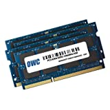 OWC 16.0GB (4 x4GB) PC8500 DDR3 1066 MHz 204 pin Memory Upgrade Kit For Apple iMac 21.5 inch and 27 inch Models