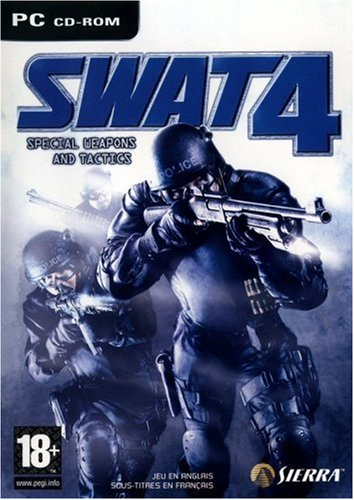 SWAT 4 &#8211; GOLD EDITION