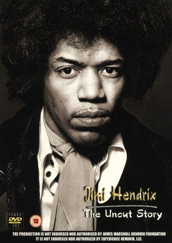 Hendrix, Jimi;-Jimi Hendrix - The Uncut Story [3 DVDs]