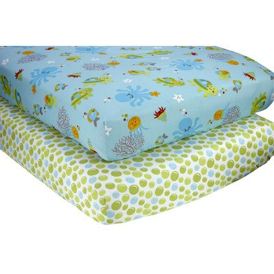 Little Bedding Crib Sheet Set by NoJo