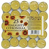 CB Imports Citronella Tea Lights (Set of 25)