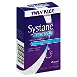 Systane Eye Drops, Lubricant, Balance Restorative Formula, Twin Pack, 2 - 0.33 fl oz (10 ml) bottles