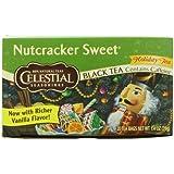 Celestial Seasonings Nutcracker Sweet Tea, 20 Count
