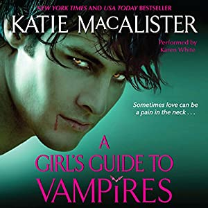 A Girl's Guide to Vampires Audiobook