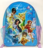 Light Bright and Sparkly Tinkerbell Disney Fairies Animation Backpack