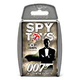 Top Trumps Spy Toys - 007 Essential Gadgets