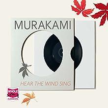 Hear the Wind Sing Audiobook by Haruki Murakami Narrated by Kirby Heyborne