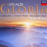 Vivaldi - Gloria / Bott � C. Robson � New London Consort � Pickett ~ Antonio Vivaldi