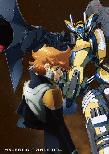 銀河機攻隊 マジェスティックプリンス VOL.4 Blu-ray 初回生産限定版【ドラマCD付き】
