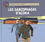 img - for Les aventures de Blake et Mortimer : Int??grale - Les sarcophages d'A??oka : Les sarcophages du 6e continent - Le sanctuaire du Gondowa by Yves Sente (2011-11-04) book / textbook / text book