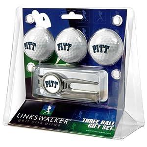 Pitt 3 Ball Gift Pack With Kool Tool by LinksWalker