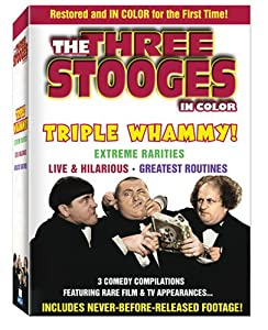 The Three Stooges: Triple Whammy