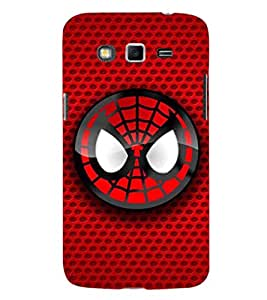EPICCASE Smiley Spidey Mobile Back Case Cover For Samsung Galaxy Core Prime (Designer Case)