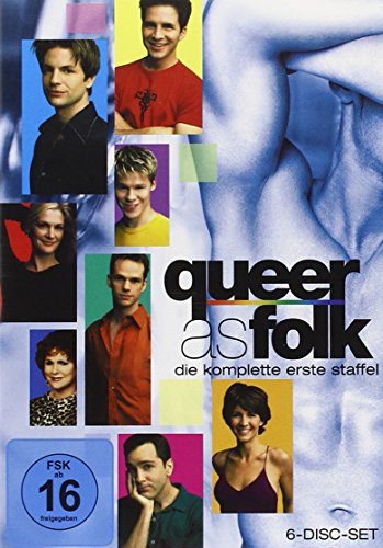 Queer as Folk - Die erste Staffel [6 DVDs]