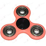AllExtreme High Speed Fidget Spinner With ABS Alloy Frame, Red