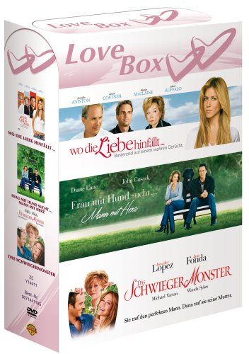Love Box 1 [3 DVDs]