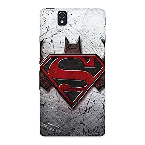 Day Rivals Back Case Cover for Sony Xperia Z