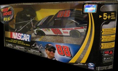 NASCAR - 1:24 SCALE DALE EARNHARDT JR. #88 AIRHOGS RC CAR (NATIONAL GUARD)