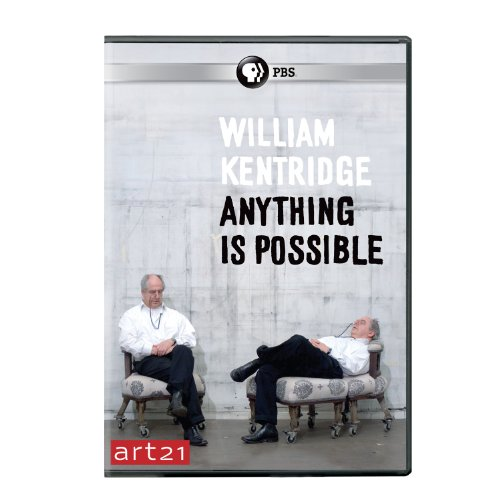 William Kentridge: Anything Is Possible [DVD] [Region 1] [US Import] [NTSC]