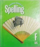 img - for Great Source Working Words in Spelling, Level F book / textbook / text book