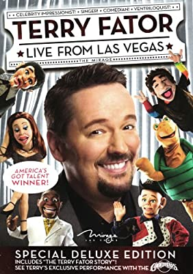 Terry Fator: Live from Las Vegas (Special Deluxe Edition with