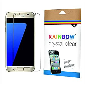 Rainbow Crystal Clear Protector Screen Guard for Samsung Galaxy S7 (G930) F/B