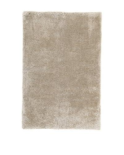 ABC Tappeti Alfombra Cow Hide Gris/Negro 60 x 120 cm