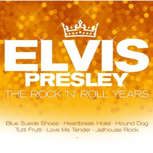 Rock-N-Roll-Years-ELVIS-PRESLEY-Audio-CD