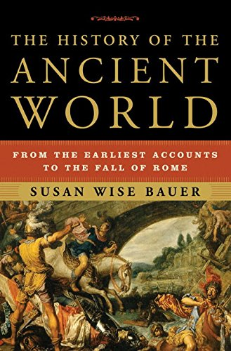 The History of the Ancient World: From the Earliest Accounts to the Fall of Rome (Ancient World History Textbook compare prices)