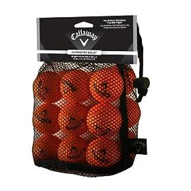 Callaway Hx Practice Balls (18 Pack)