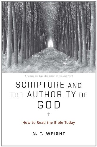 the relevance and authority of scripture essay Therefore the bible is,  want to affirm the sufficiency of scripture, its clarity, its authority, its chris-  its relevance to.