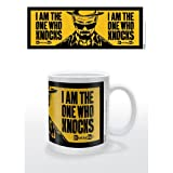 Breaking Bad Mug, I Am The One Who Knocks