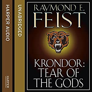 Krondor: Tear of the Gods Audiobook