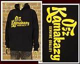 カマカージジーンズ KAMAKAZY JEANS G.CUEプロデュースブランド プルオーバー スウェットパーカー メンズ 052 KMKZ